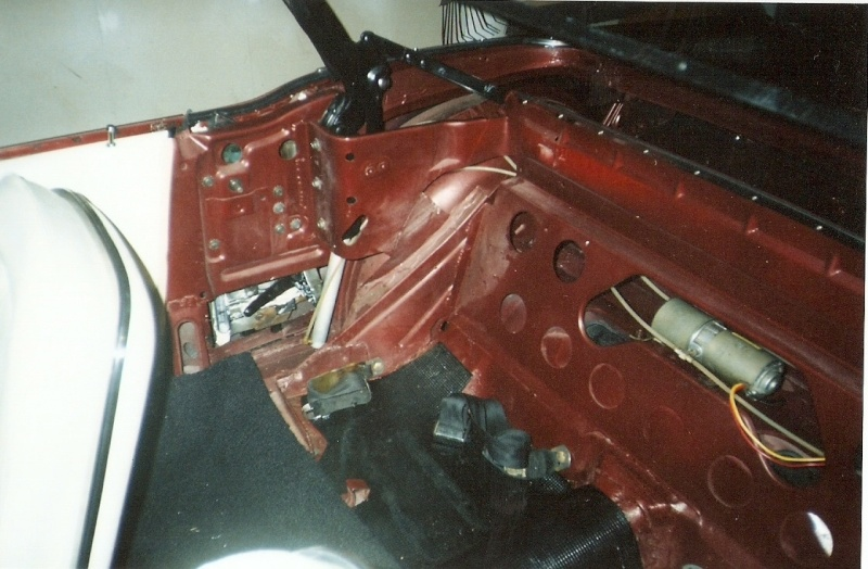 La Mustang 1967 du membre Renald Remillard 2003-032