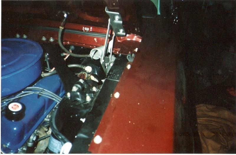 La Mustang 1967 du membre Renald Remillard 2003-035
