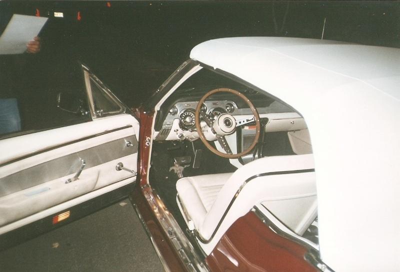 La Mustang 1967 du membre Renald Remillard 2003-111