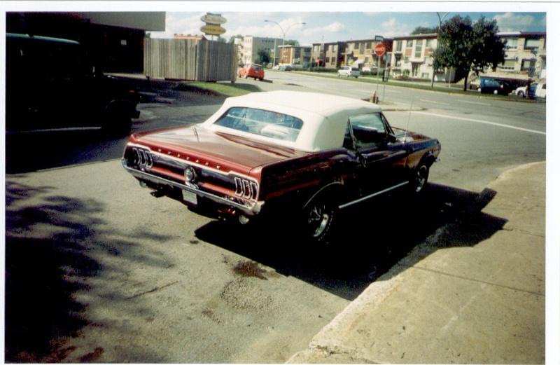 La Mustang 1967 du membre Renald Remillard Jacque11