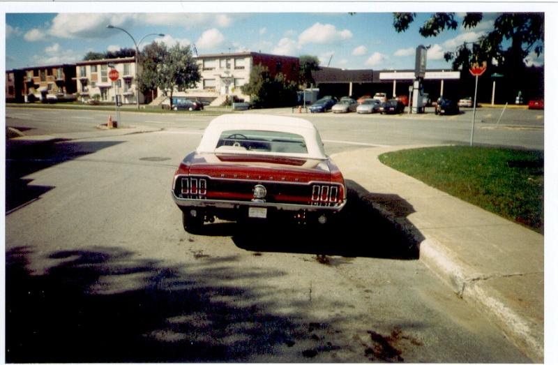 La Mustang 1967 du membre Renald Remillard Jacque13