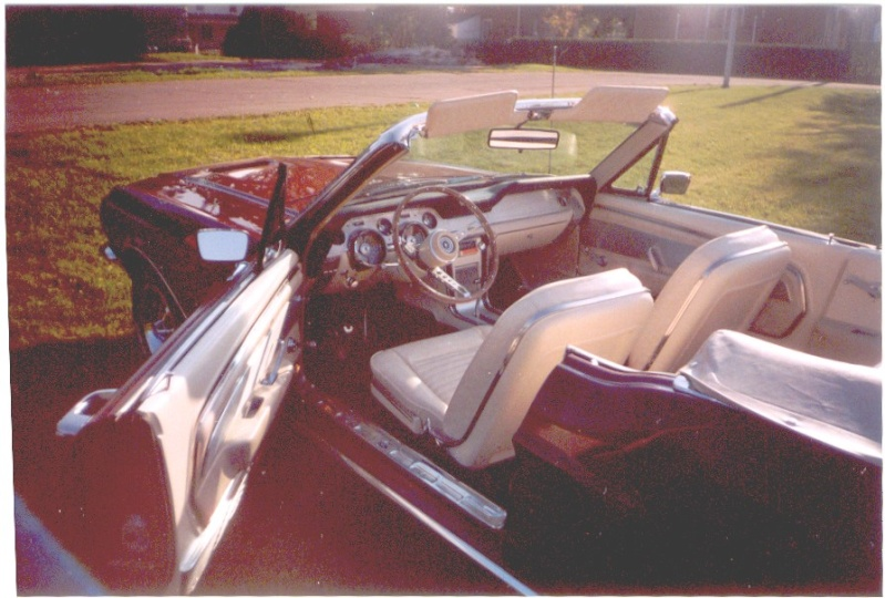 La Mustang 1967 du membre Renald Remillard Jacque16