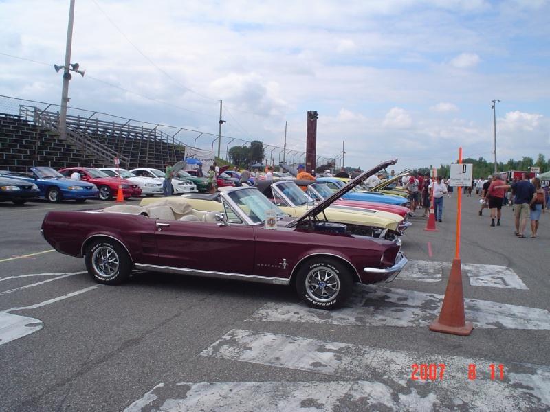 La Mustang 1967 du membre Renald Remillard Jacque19