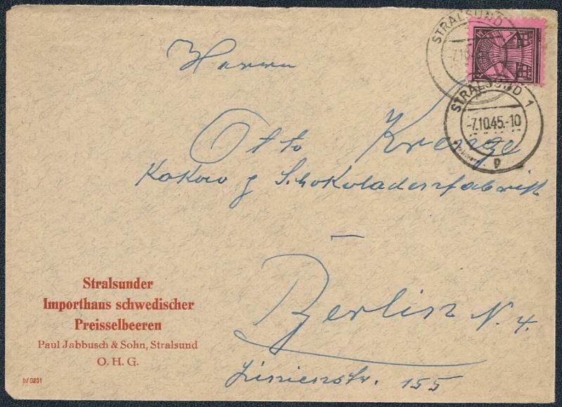 Mecklenburg - Vorpommern (OPD Schwerin) -Sowjetische Besatzungszone - Seite 6 1945-112
