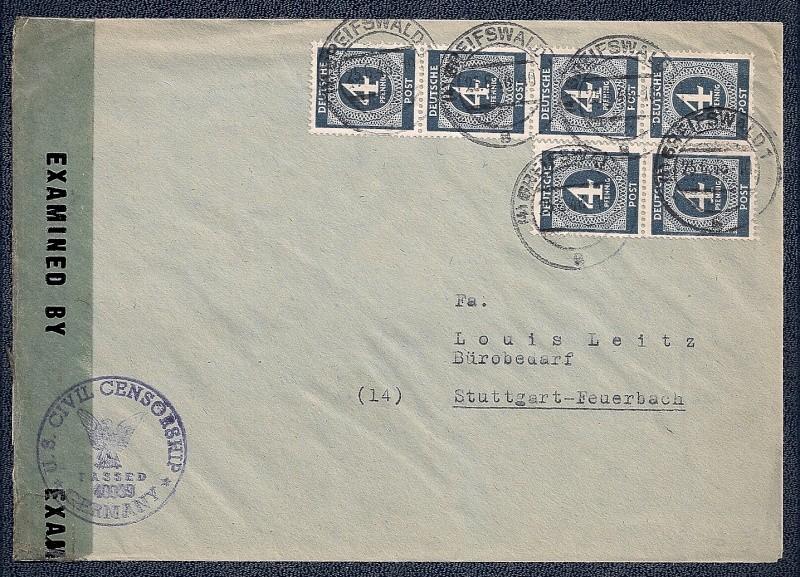 Mecklenburg - Vorpommern (OPD Schwerin) -Sowjetische Besatzungszone - Seite 6 1946-012