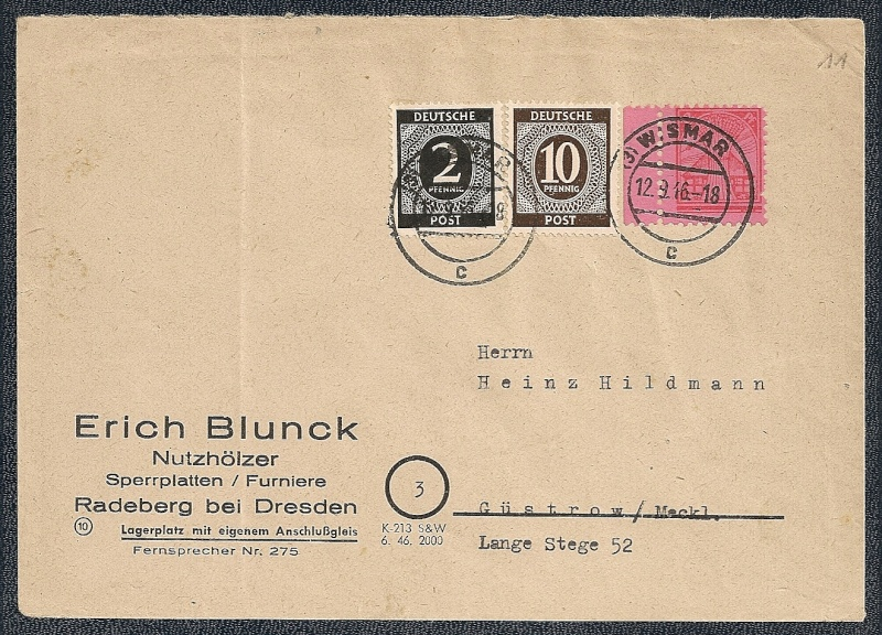 Mecklenburg - Vorpommern (OPD Schwerin) -Sowjetische Besatzungszone - Seite 6 1946-017