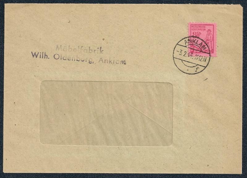 Mecklenburg - Vorpommern (OPD Schwerin) -Sowjetische Besatzungszone - Seite 6 1946-018