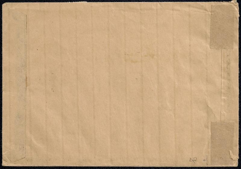 Deutsches Reich - Belege aus März 1946  1946-025