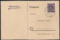 nach - Sammlungszugänge 2013 - Seite 3 1947-010