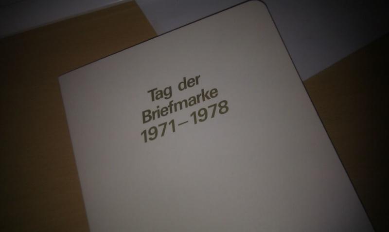 Tag der Briefmarke 1971 - 1978 L596ss10