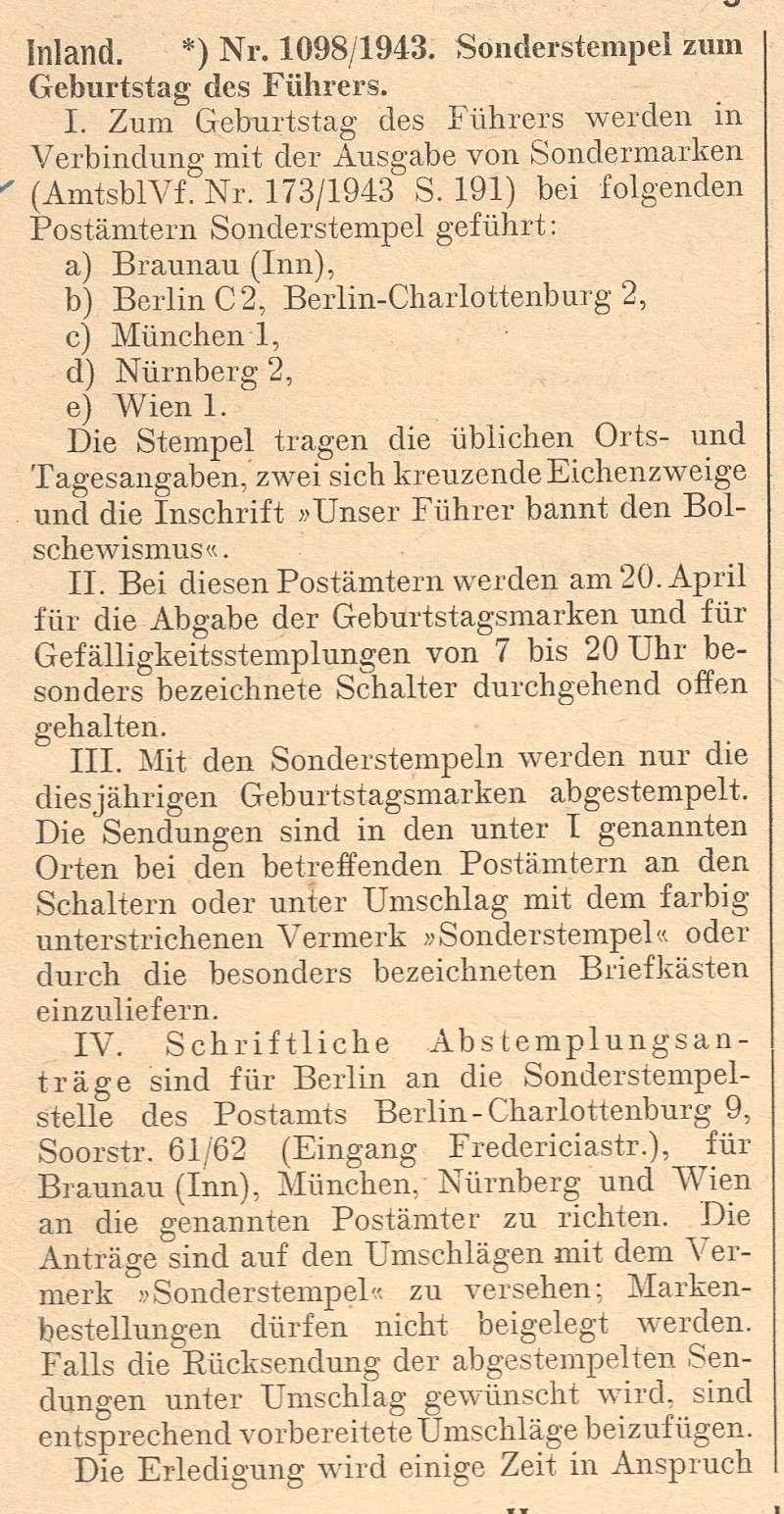 Deutsche Reichspost 1943 - Seite 4 Scanne14