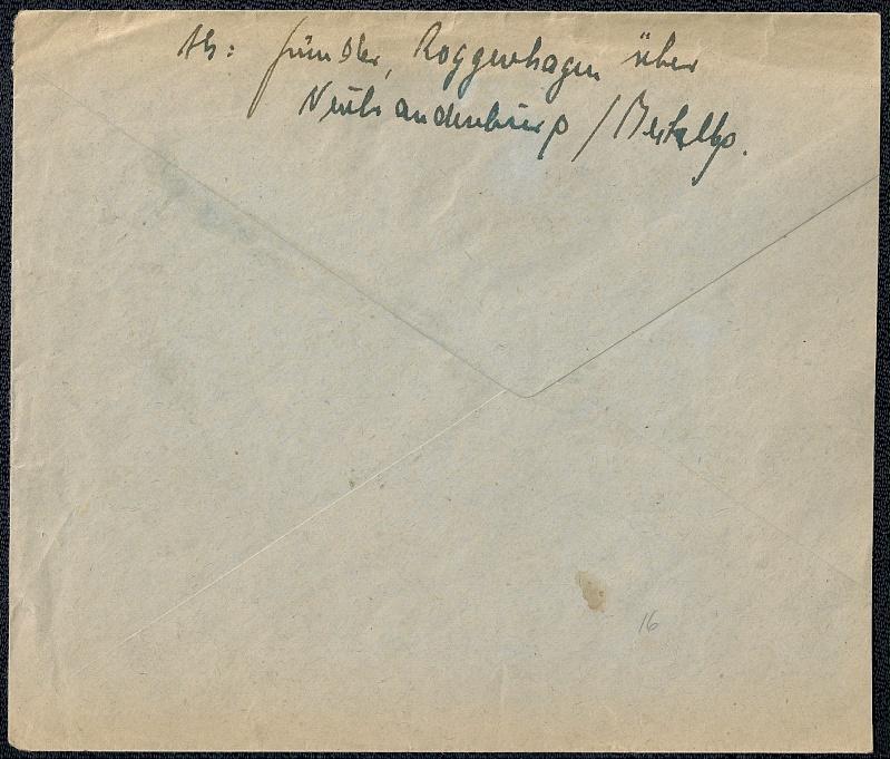 OPD Schwerin 1945 - 1952 (Teil 2) Scanne18