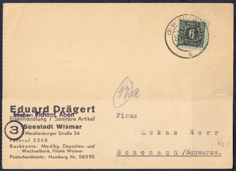 OPD Schwerin 1945 - 1952 (Teil 2) Scanne35