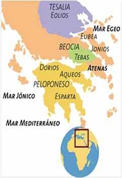 ~~Historia Antigua~~ Grecia: la Edad Oscura Imagen10