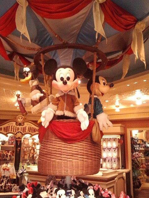 Séjour du 16 au 18 décembre 2012 au séquoia lodge + 1 journée magique - Page 2 Photo013