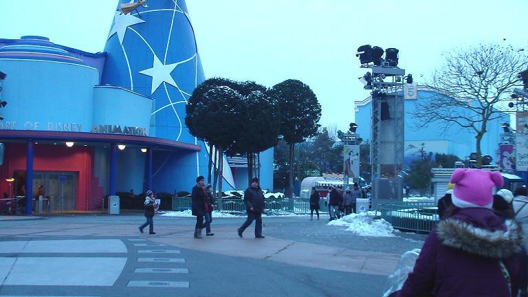 Séjour du 16 au 18 décembre 2012 au séquoia lodge + 1 journée magique - Page 2 Sam_0010