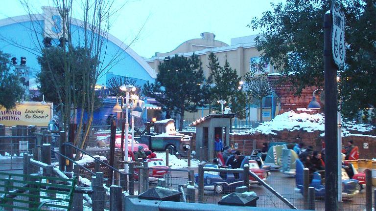 Séjour du 16 au 18 décembre 2012 au séquoia lodge + 1 journée magique - Page 2 Sam_0013