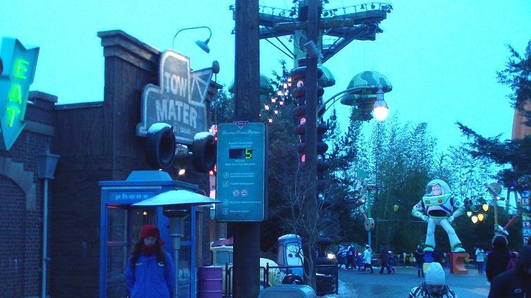 Séjour du 16 au 18 décembre 2012 au séquoia lodge + 1 journée magique - Page 2 Sam_0014