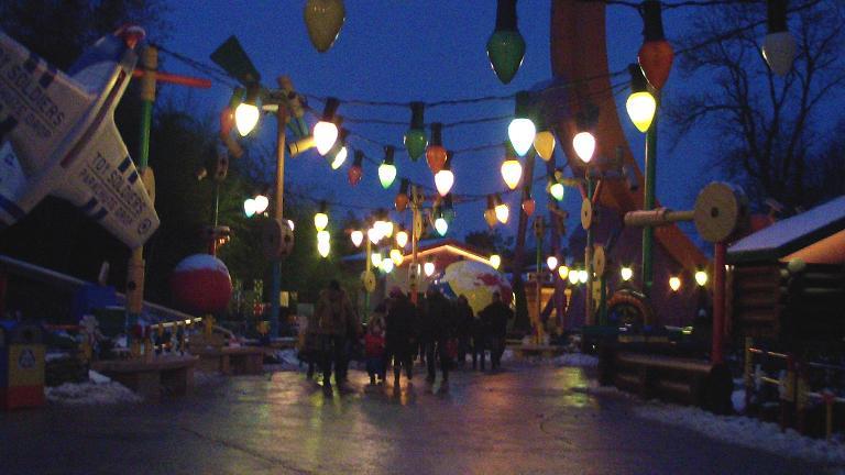 Séjour du 16 au 18 décembre 2012 au séquoia lodge + 1 journée magique - Page 2 Sam_0015