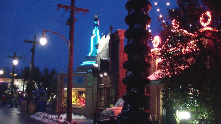 Séjour du 16 au 18 décembre 2012 au séquoia lodge + 1 journée magique - Page 2 Sam_0016