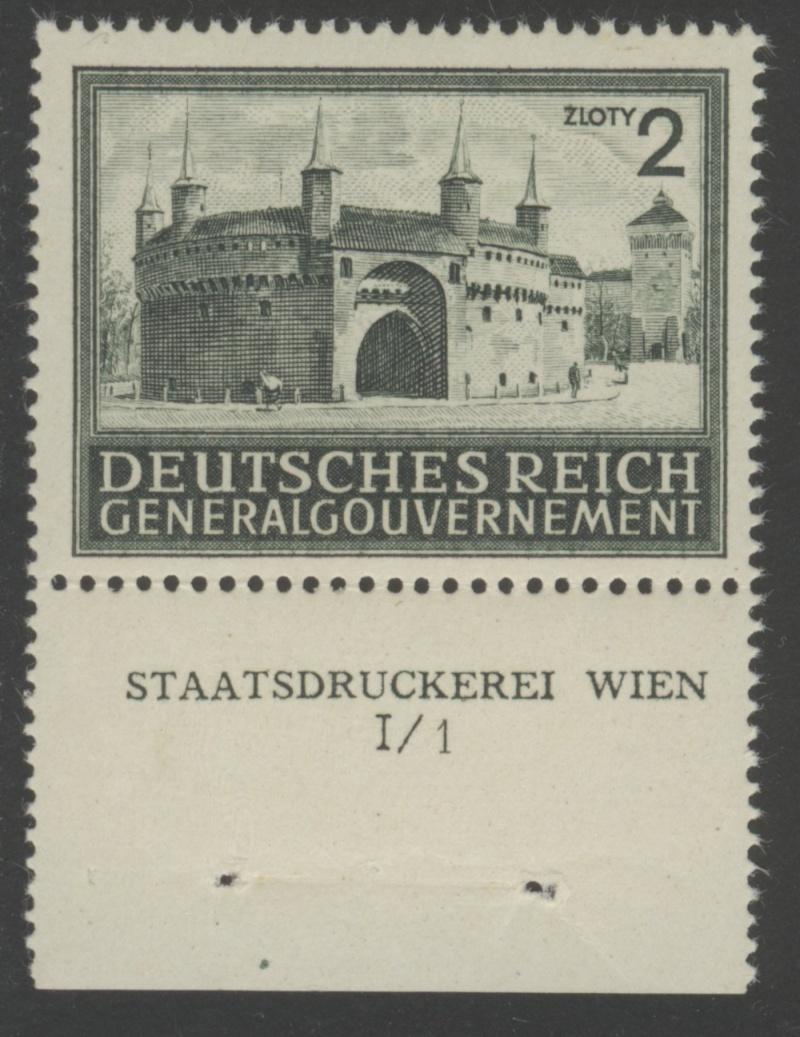 Nachtrag - Deutsche Besetzungsausgaben im II. Weltkrieg - Seite 7 Genera10