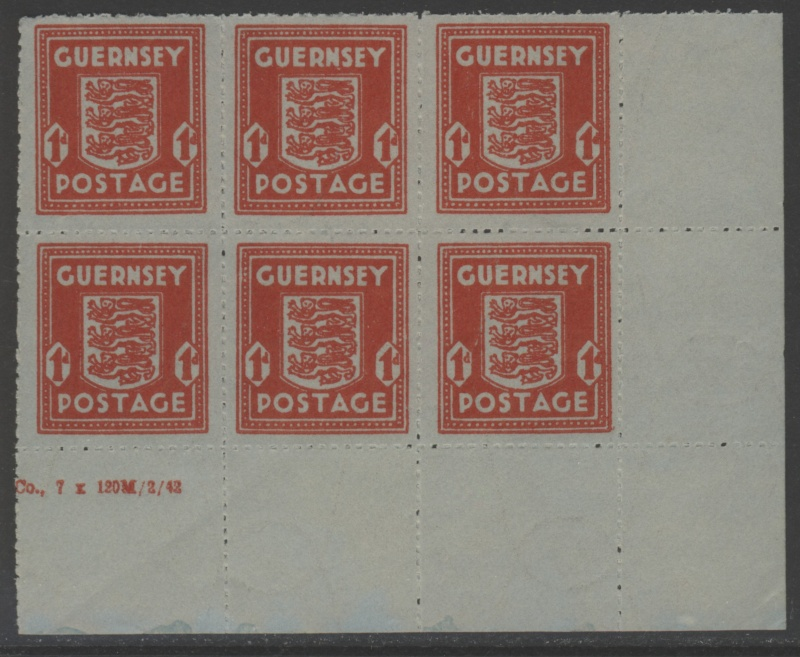 Die deutsche Besetzung der Kanalinseln Guernsey und Jersey 1940 bis 1945 Kanali11