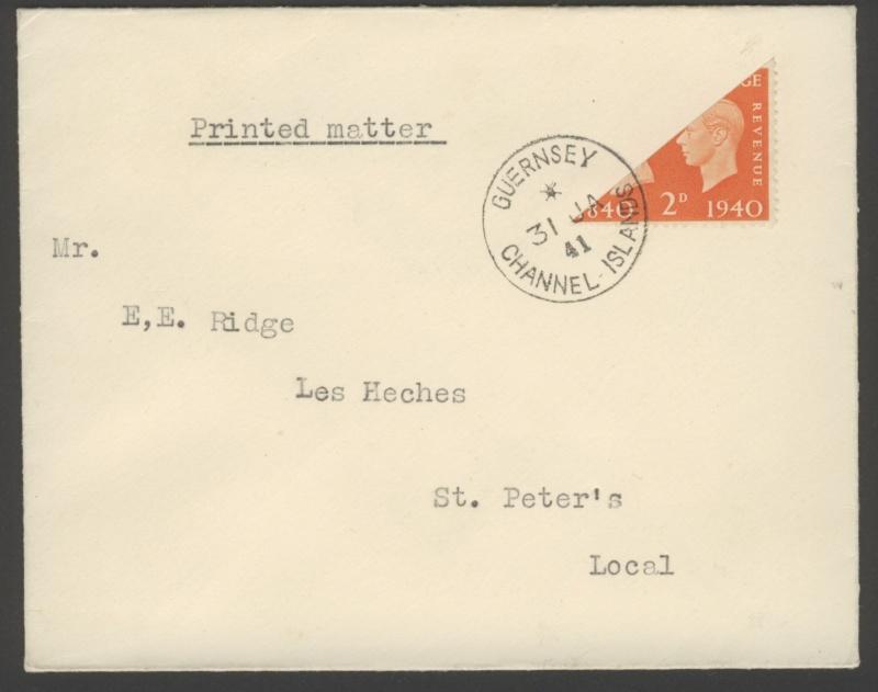 Die deutsche Besetzung der Kanalinseln Guernsey und Jersey 1940 bis 1945 Kanali13