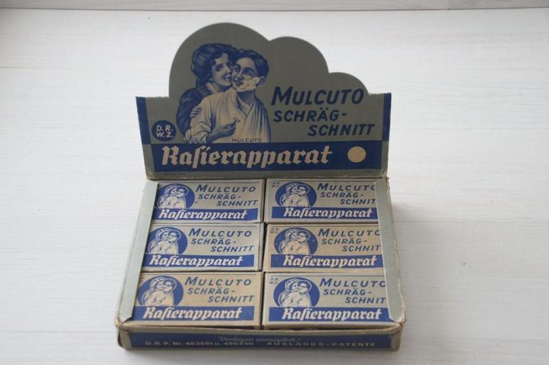 Mulcuto Slant razor 10751910