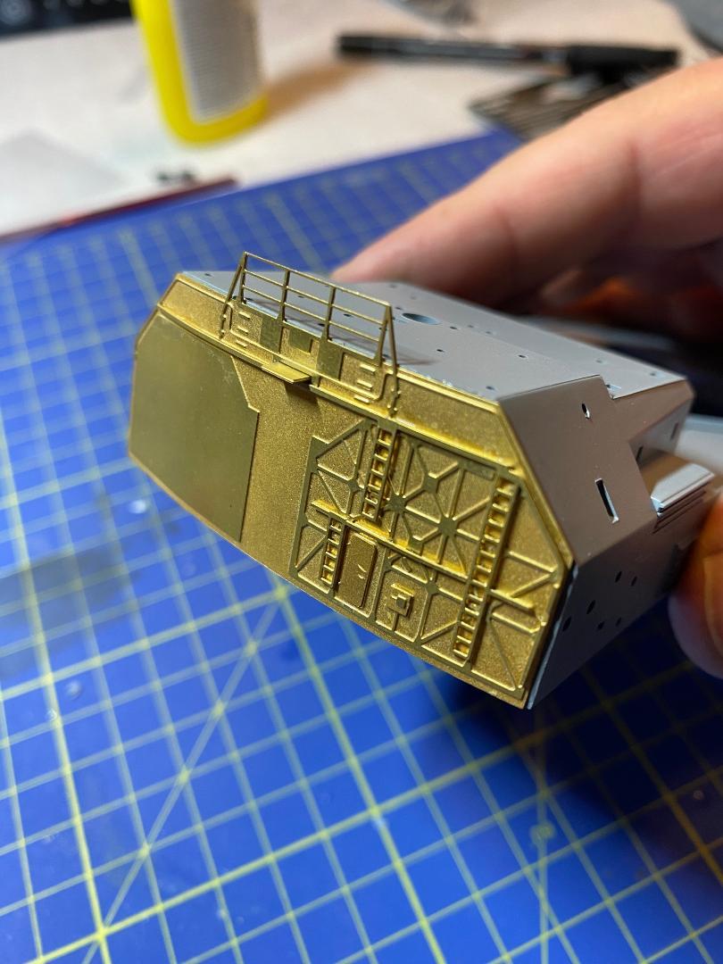 Und noch 'ne Metall-Bismarck - Seite 6 Hangar13