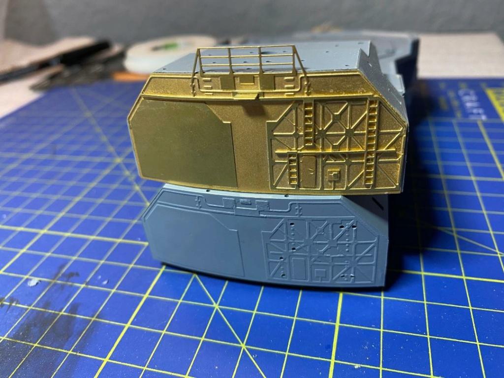 Und noch 'ne Metall-Bismarck - Seite 6 Hangar14