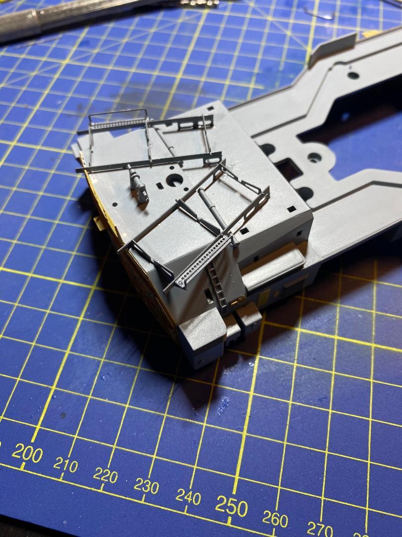 Und noch 'ne Metall-Bismarck - Seite 7 Hangar16