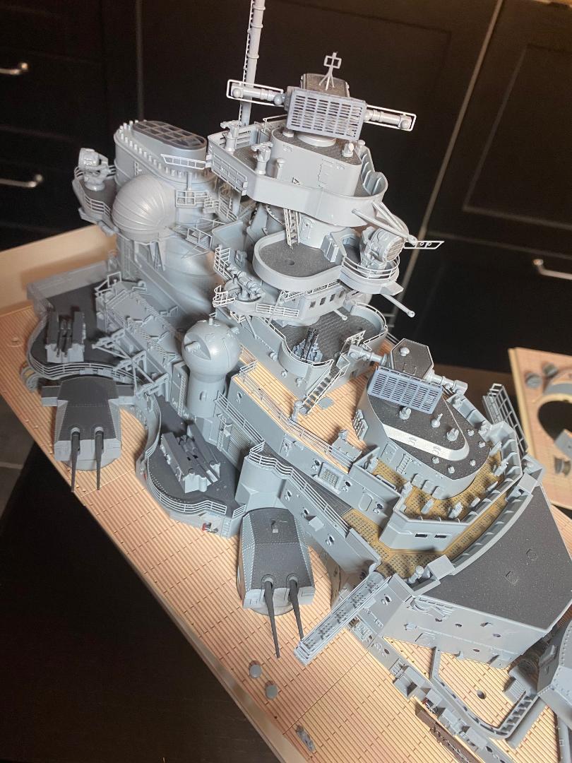 Und noch 'ne Metall-Bismarck - Seite 8 Radars10