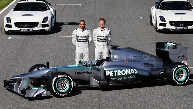 Topic officiel de la Formule 1 46789910