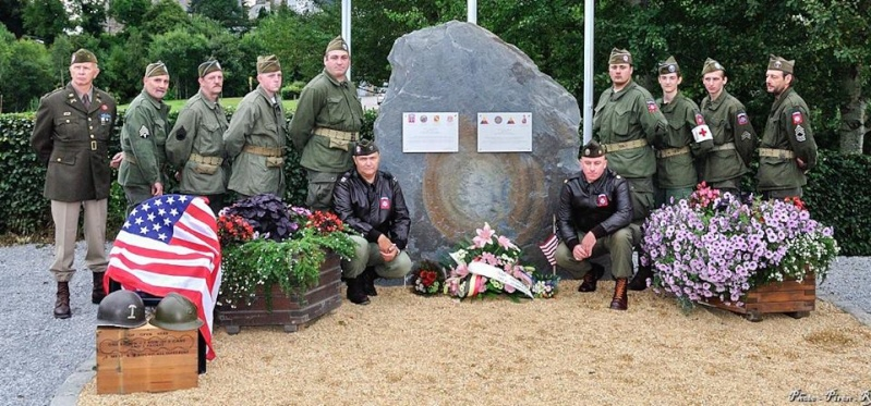 C-47 Club 82nd Airborne Division Ardennes Salm River Chapter - Rencheux 7 septembre 2013 11764010