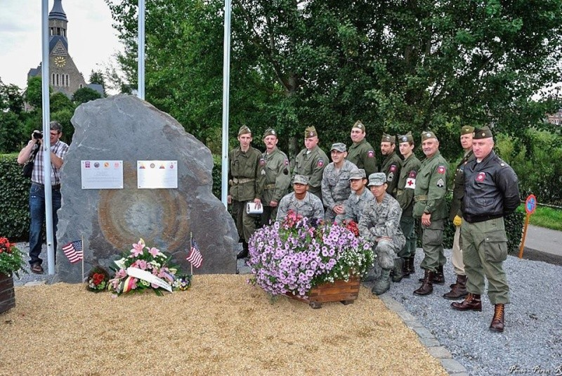 C-47 Club 82nd Airborne Division Ardennes Salm River Chapter - Rencheux 7 septembre 2013 12333310
