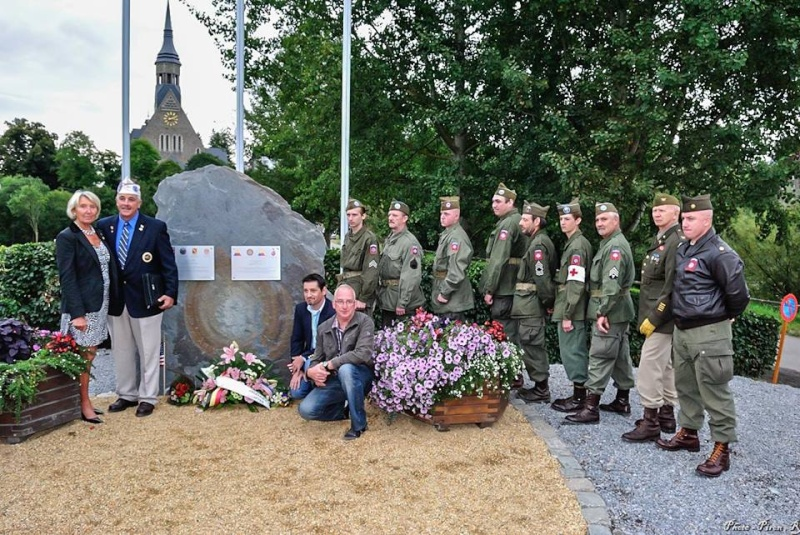 C-47 Club 82nd Airborne Division Ardennes Salm River Chapter - Rencheux 7 septembre 2013 12365810