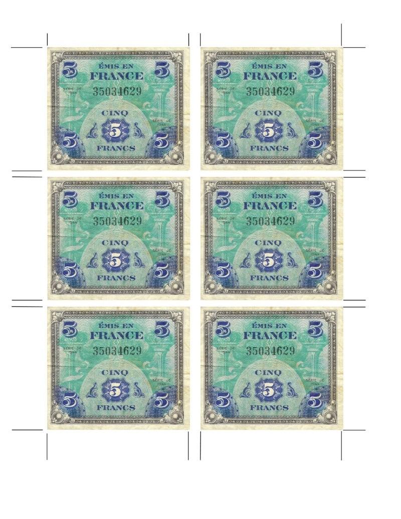 Billets invasions WW2 5_fran11