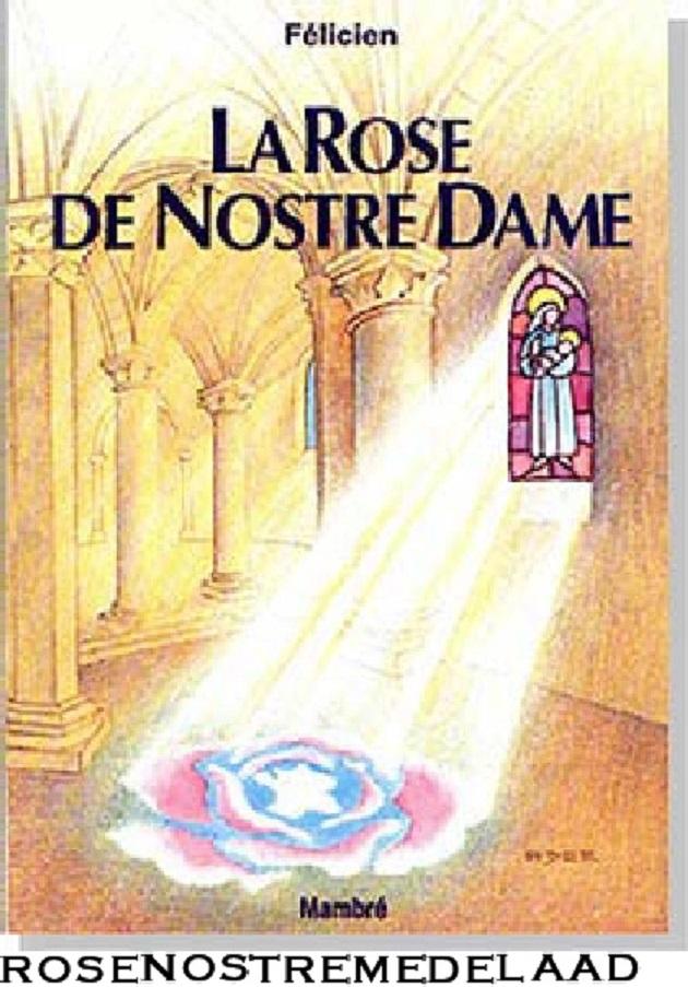 Le secret des cathédrales et la Rose de Notre Dame 1-8edc10
