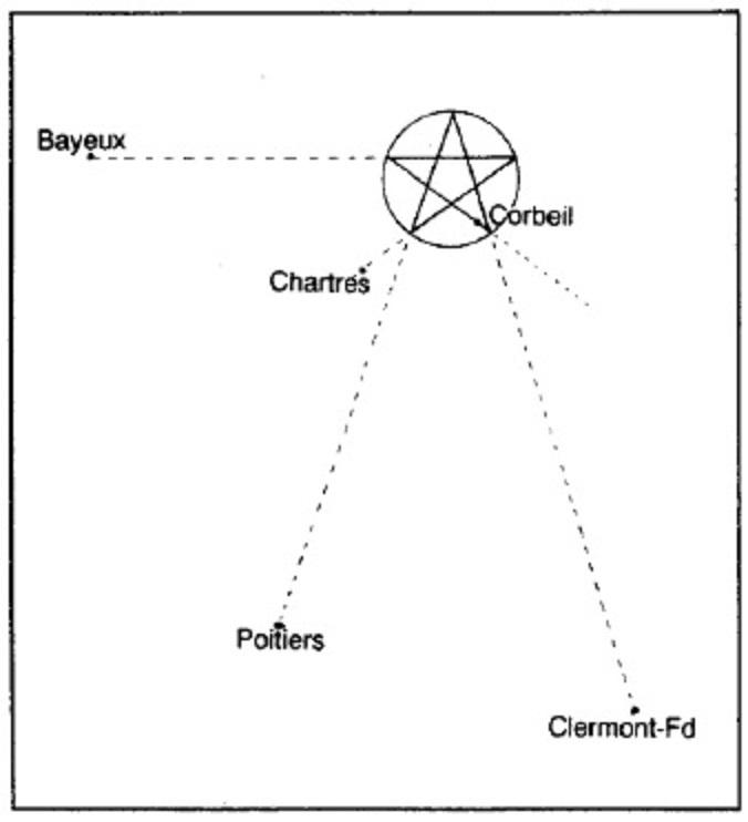 Le secret des cathédrales et la Rose de Notre Dame 44-32a10