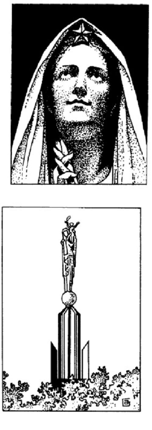 Le secret des cathédrales et la Rose de Notre Dame 47-4d310