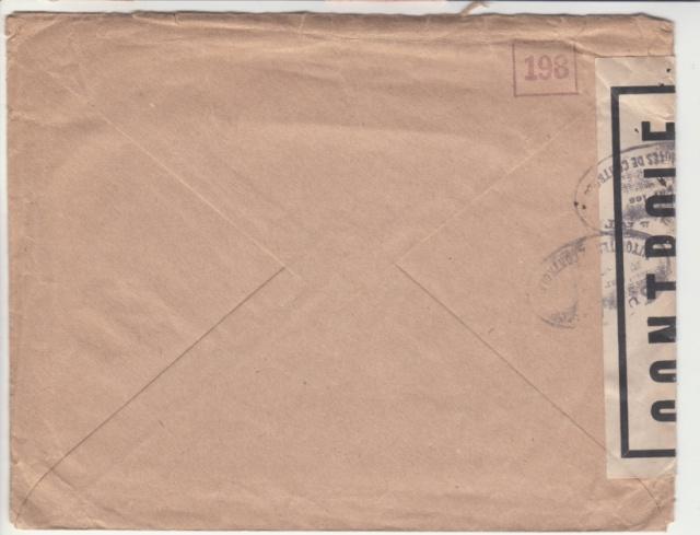 1944 une lettre contrôlée par la censure _3001510