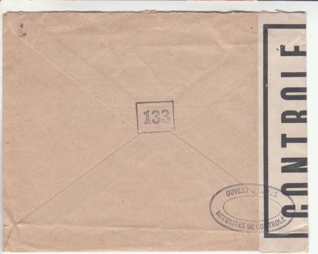 1944 une lettre contrôlée par la censure _4001410