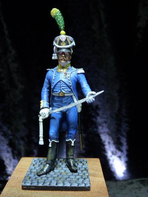 FIN : Officier Voltigeur Isembourg - 1806 P1030658