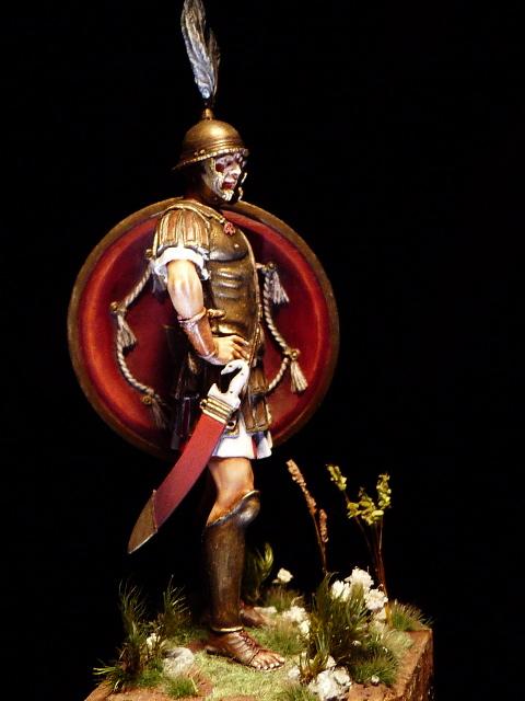 FIN : Tribun Romain du 3eme siècle avant JC - Page 2 P1030711