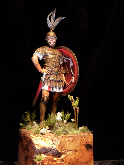 FIN : Tribun Romain du 3eme siècle avant JC - Page 2 P1030713