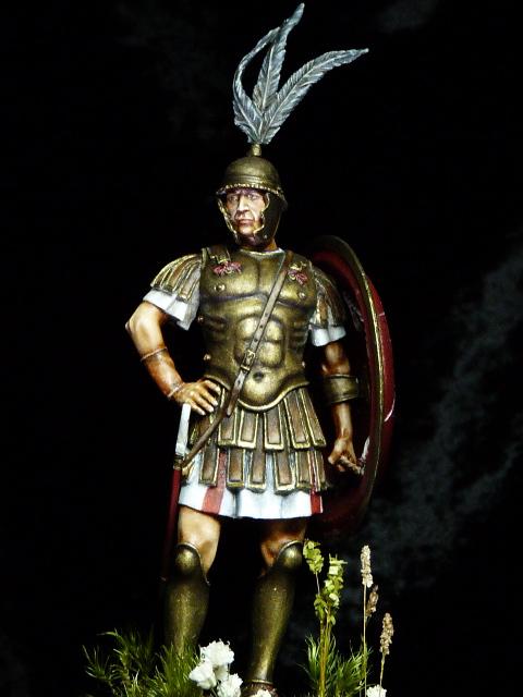 FIN : Tribun Romain du 3eme siècle avant JC - Page 2 P1030714