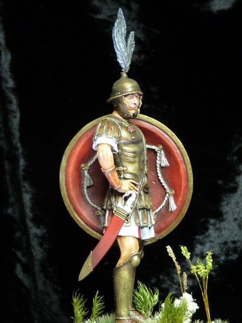 FIN : Tribun Romain du 3eme siècle avant JC - Page 2 P1030717