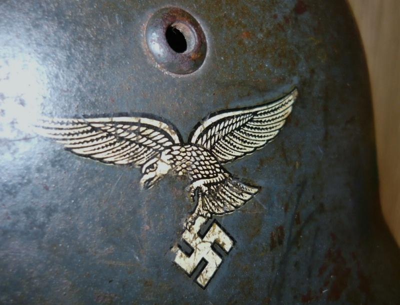 M35 DD Luftwaffe (complet) - Aigle 1er type 04010