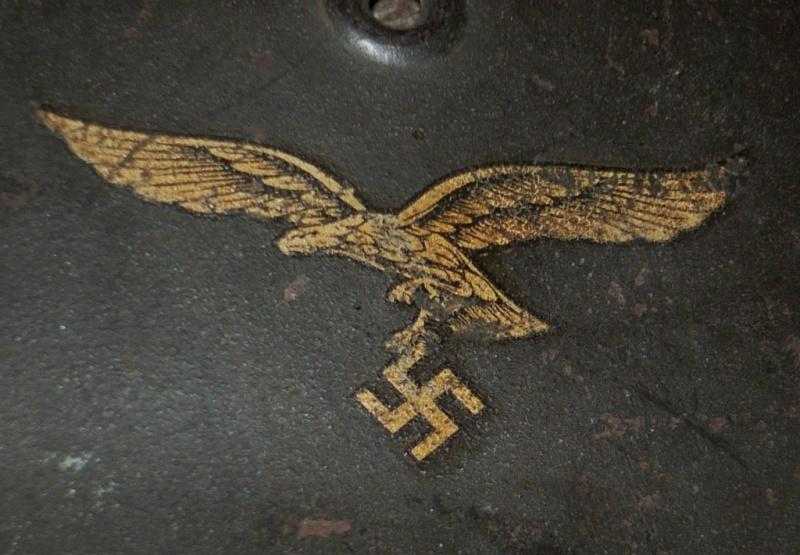 M40 Luftwaffe (complet) - 1 insigne P1090310