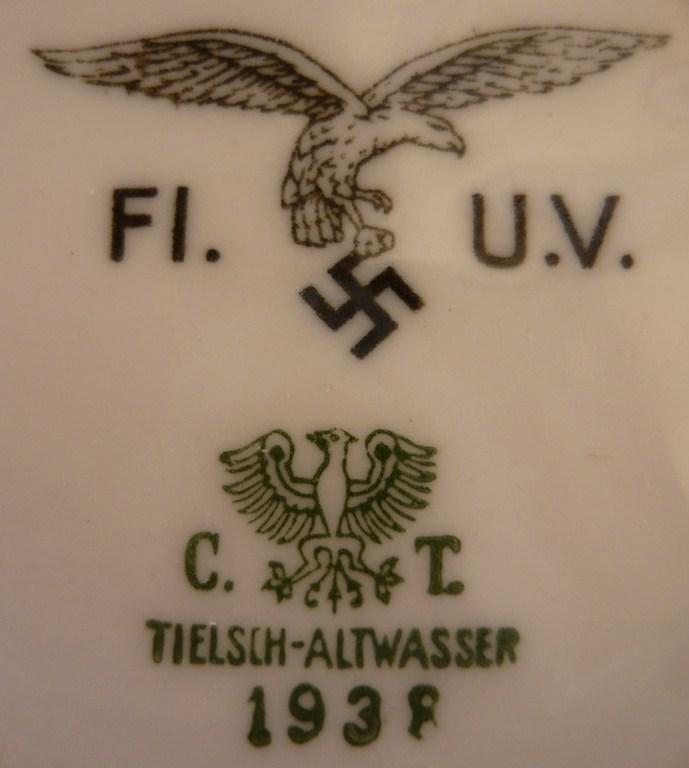 Luftwaffe - Tasse & S/tasse P1090620